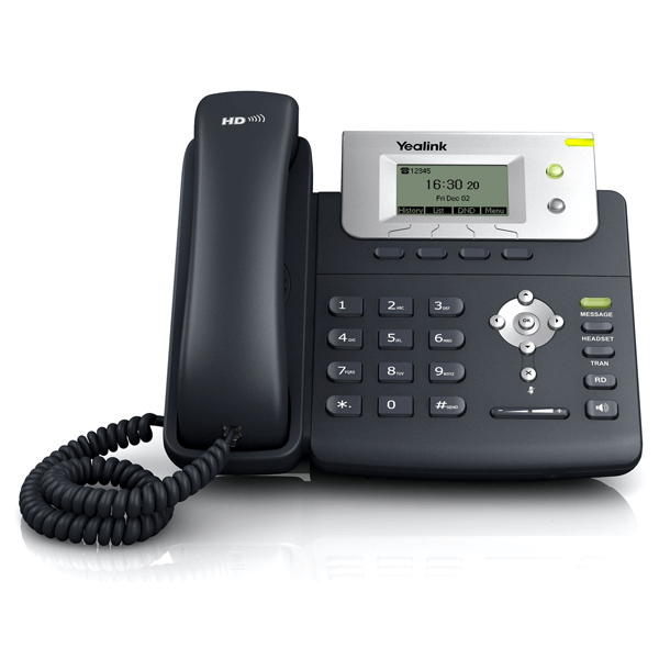 Yealink T21P IP Phone with PoE