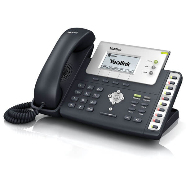Yealink T26P IP Phone with POE