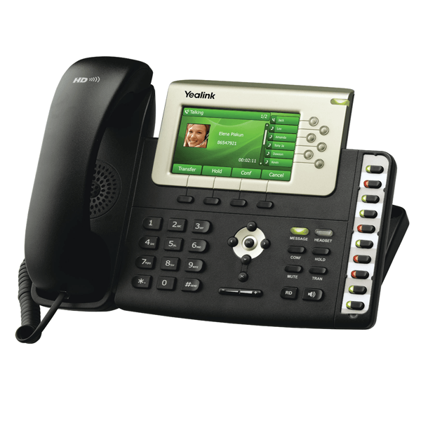Yealink T38G - Colour Screen IP Phone