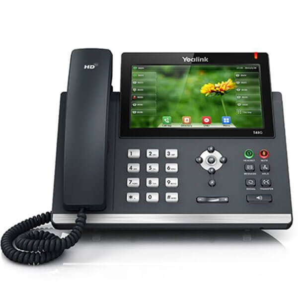 Yealink T48S VoIP / SIP Phone (SIP-T48S) with POE