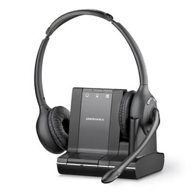 Plantronics Savi Office W720-M Cordless Headset