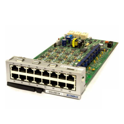 Samsung Officeserv COMBO2 - 8 DLI and 8 SLI Combination Module