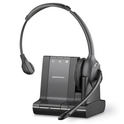 Plantronics Savi Office W710 Cordless Headset