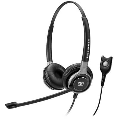 Sennheiser Century SC 660 Corded Office Headset