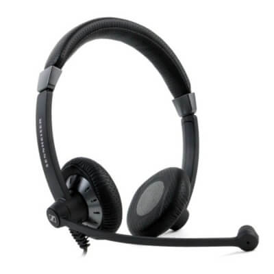 Sennheiser SC 75 USB MS Teams Certified Binaural Headset
