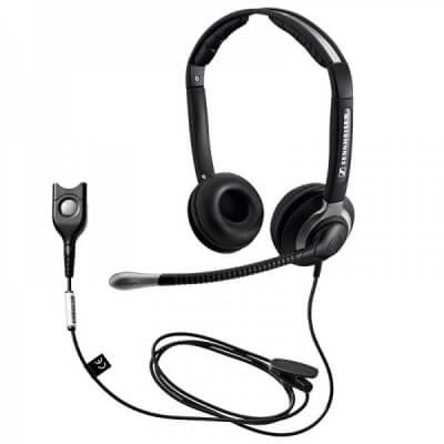 Sennheiser CC 550 Duo Corded Headset