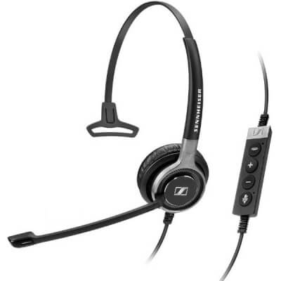 Sennheiser Century SC 630 USB CTRL ML Mono PC Headset