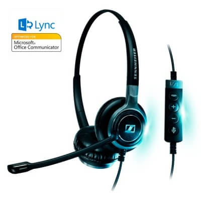 Sennheiser Century SC 660 USB CTRL ML Duo PC Headset