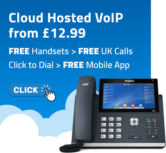 Cloud Hosted Phone Systems